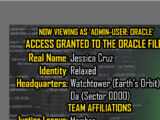Oracle Files: Jessica Cruz 3