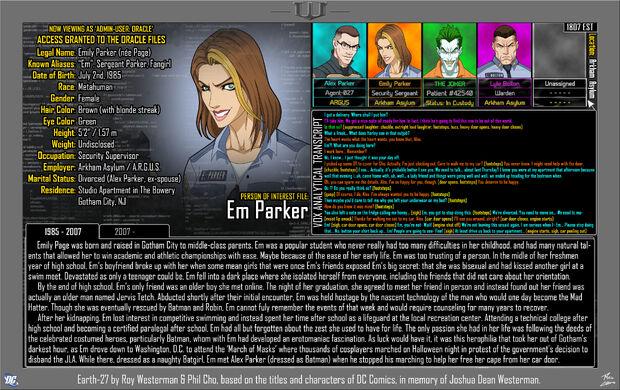 Emily Parker 1