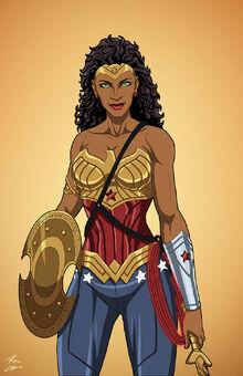 Wonder Woman 2.0