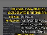 Oracle Files: Red Tornado 2