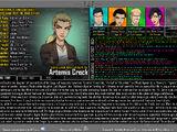 Oracle Files: Artemis Crock 1