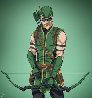 Green Arrow (JLA)