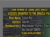 Oracle Files: Simon Baz 2