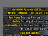 Oracle Files: Courtney Whitmore 2