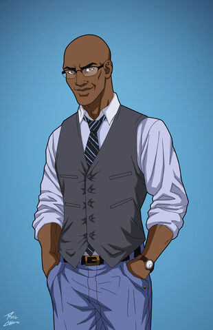 Jefferson Pierce