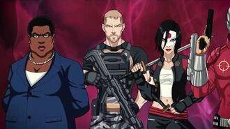 Earth-27 Suicide Squad