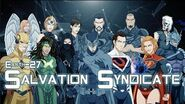 Earth-27 SALVATION SYNDICATE (Crime Syndicate)
