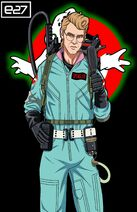 Egon Spengler (RGB)