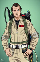 Peter Venkman (Ghostbuster)