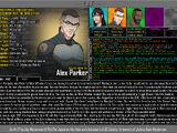 Oracle Files: Alex Parker 1