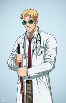 Dr. Charles McNider