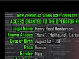 Operator Files: Hank Henderson 1