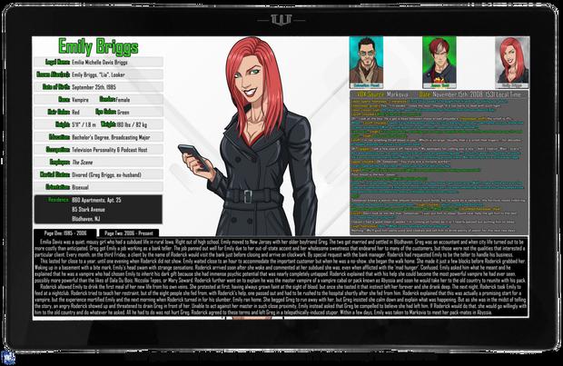 Oracle Files Emily Briggs 1