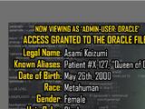 Oracle Files: Asami Koizumi 1