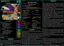 Network Files Scooby Doo