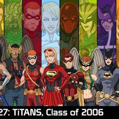 Teen Titans: Class of 2006