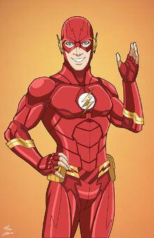 The Flash (JLA)