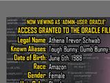 Oracle Files: Tough Bunny