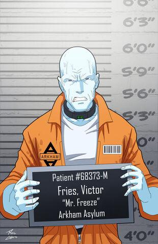 Victor Fries