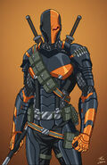 Deathstroke (Enhanced)