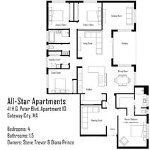 All-Star Apartments