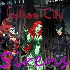 Gotham City Sirens (Enhanced)