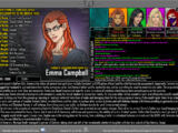 Oracle Files: Emma Campbell 1