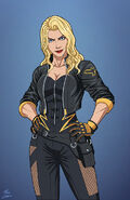 Black Canary Enhanced