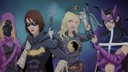 Earth-27 Birds of Prey