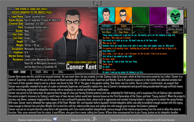Conner Kent 1