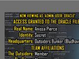 Oracle Files: Anissa Pierce 3