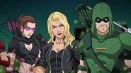 Earth-27 Arrow Family
