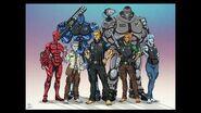 Earth 27 - Metal Men