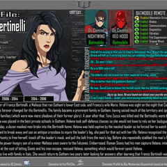 Oracle Files: Helena Bertinelli 1 (Old Version)