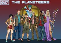 The Planeteers