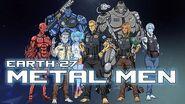Earth-27 Metal Men