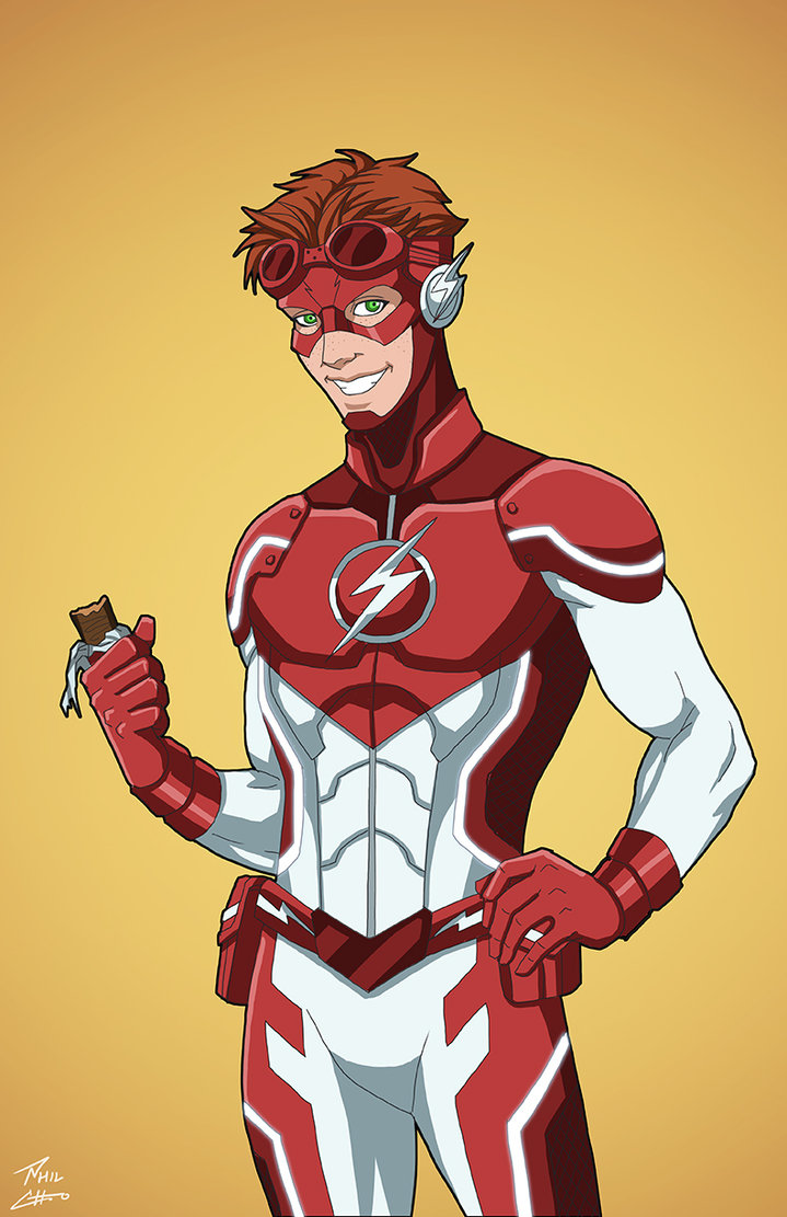 Wally West | Earth-27 ...