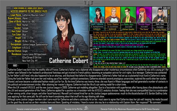 Catherine Cobert 1