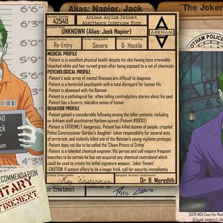 Arkham Files: Joker