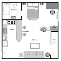 Robinson Road Apartment