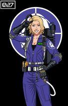 Jenny Moran (Ghost Smasher 1)