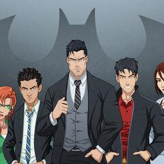Bat Family (Civilian)