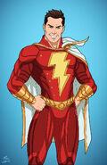Captain Marvel (Enhanced)