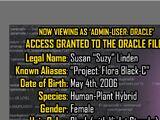 Oracle Files: Suzy Linden