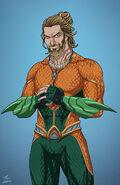 Aquaman JL