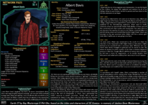 Network Files Albert Davis 1