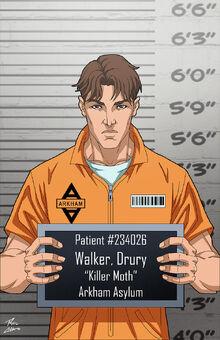 Drury Walker (Locked Up)