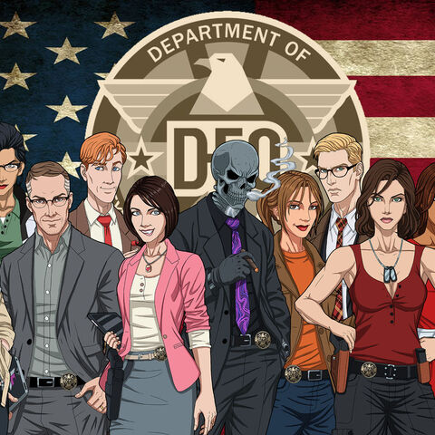 Agents of DEO