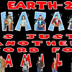 The Shazam Family