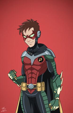Robin Beta